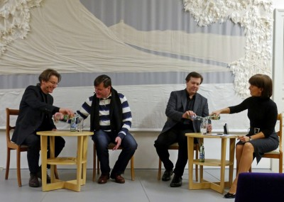 """Wagner-Gesang"" Roundtable mit Thielemann"