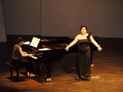 Competizione dell' Opera - The Dresden Competition